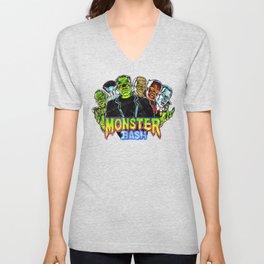 Monster Bash Unisex V-Neck