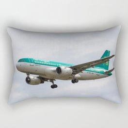 Aer Lingus Airbus A319 Rectangular Pillow