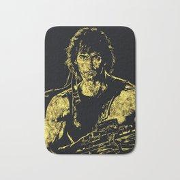 John Rambo - The Legend Bath Mat