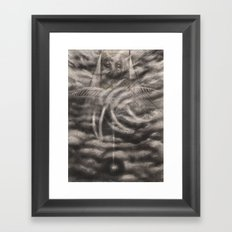 GHOST 20 Framed Art Print