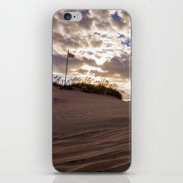 No Swimming iPhone Skin