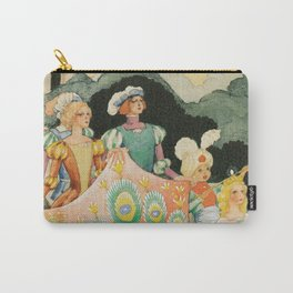 Little Princess by Rudolf Koivu Carry-All Pouch