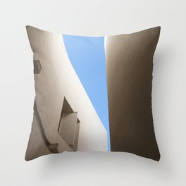 Richard Meier Throw Pillow