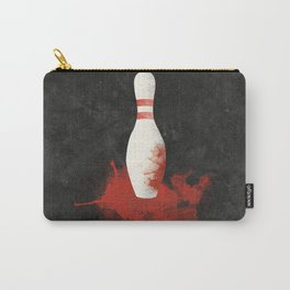 There Will Be Blood Movie Poster Bowling Pin Carry-All Pouch