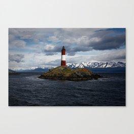 Ushuaia Canvas Print
