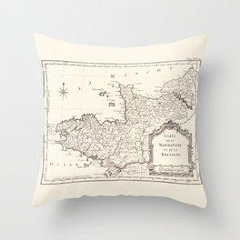 Bretagne Throw Pillow