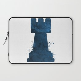 Chess Rook Laptop Sleeve
