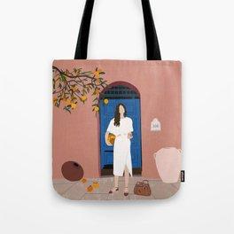 A Sweet Summer Tote Bag