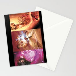 Street Fighter Favorites Stationery Cards
