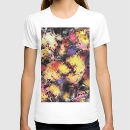 Ashes and heat T-shirt