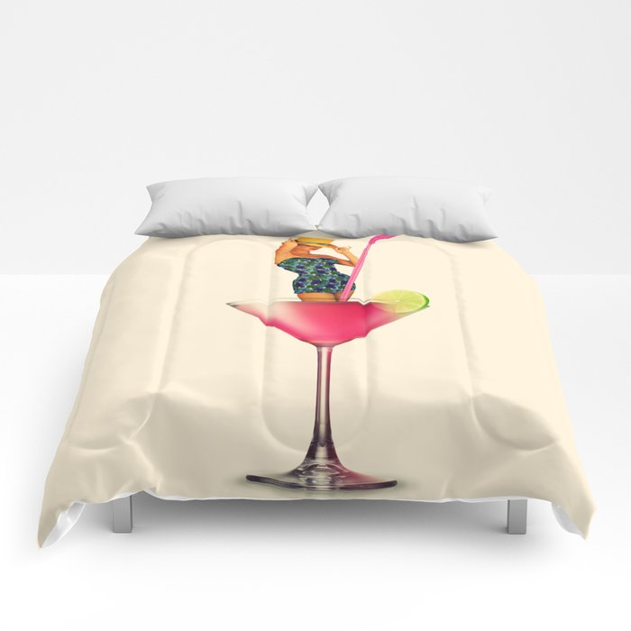 Cosmopolitan Comforters