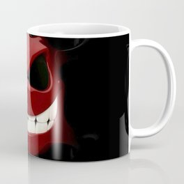 Evil Grin Coffee Mug