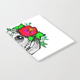 60's Skully Notebook