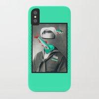 marine iPhone & iPod Cases featuring Sardine marine by AmDuf
