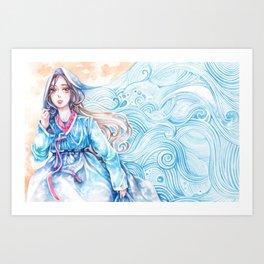 Manhwa Art Prints | Society6