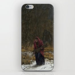 Fiance iPhone Skin