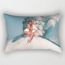 Eruptions 2 Rectangular Pillow