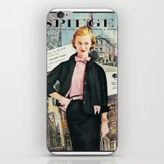 1955 Spring/Summer Catalog Cover iPhone & iPod Skin