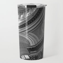 Rotunda, Madison, WI - Madison's Dome Travel Mug