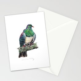 New Zealand Wood Pigeon Stationery Cards