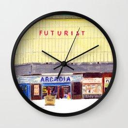 THE FUTURIST Wall Clock