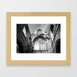 Beauport Abbey Framed Art Print