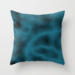 Cosmic Dragon Throw Pillow
