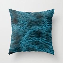 Cosmic Dragon Throw Pillow