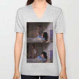 Fat Ass Unisex V-Neck