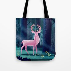 King Of The Enchanted Forest Tote Bag