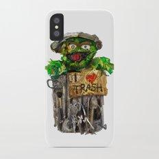 Trashy Slim Case iPhone X