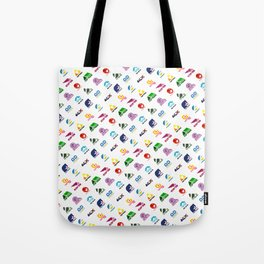 WipEout Ship Manufacturers Tote Bag