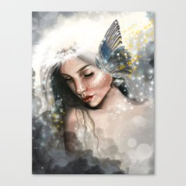 you never knew Canvas Print