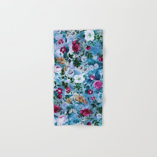 Blue Heaven Hand & Bath Towel