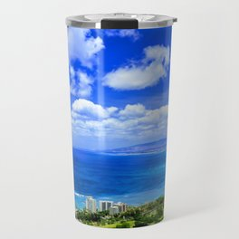 Waikiki Travel Mug