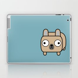 French Bulldog Loaf - Fawn Frenchie Laptop & iPad Skin