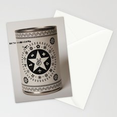 Can O' Dingbats Stationery Cards