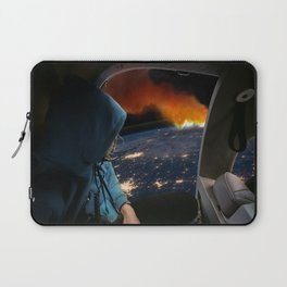 Global Warming Laptop Sleeve