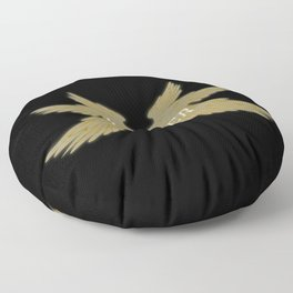 Lucifer with Wings Light Floor Pillow