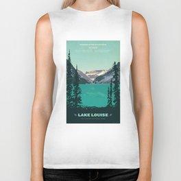 Lake Louise Biker Tank