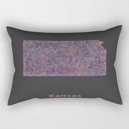 Kansas Rectangular Pillow