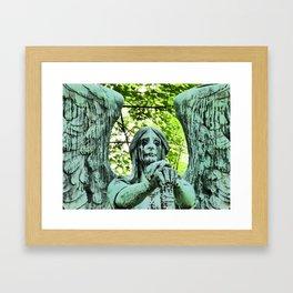 Haserot Framed Art Print