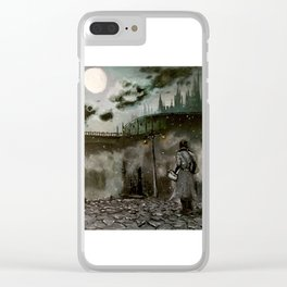 City of Yharnam Clear iPhone Case