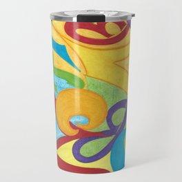 KKP 003 - Greek style Travel Mug