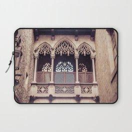 Carrer Del Bisbe Laptop Sleeve