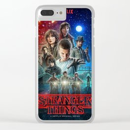 Final Episode Clear iPhone Case