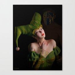 Foolish Love Canvas Print