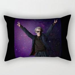 Doctor Disco Rectangular Pillow