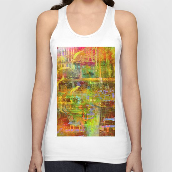 When we were young Unisex Tank Top
