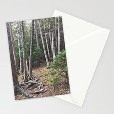 Maine Woods Stationery Cards